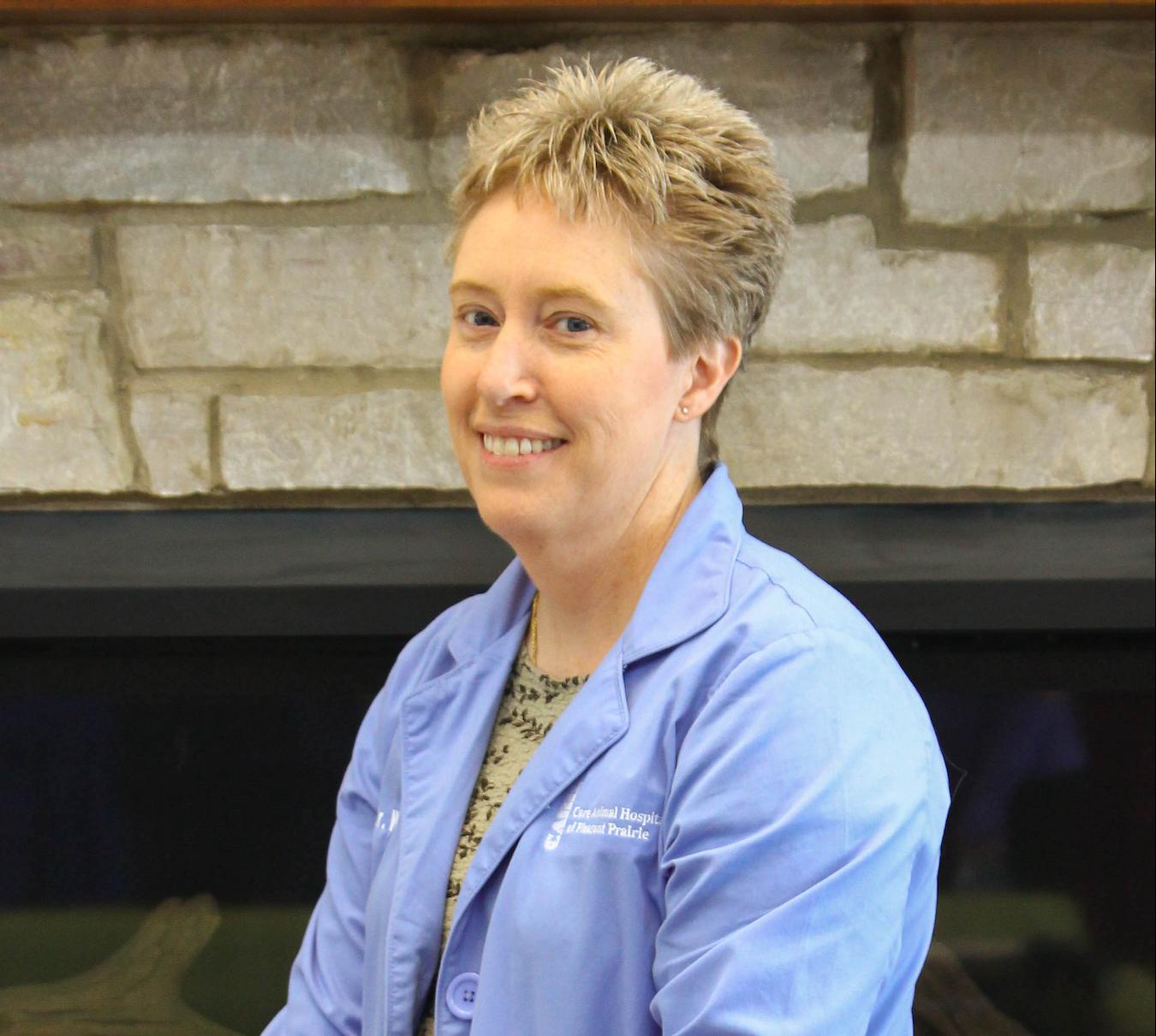 Best female veterinarian in Kenosha Wisconsin
